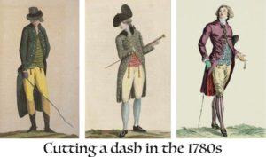 Georgian Cumbria, Georgian fashion, topics, Cumbrian Characters,