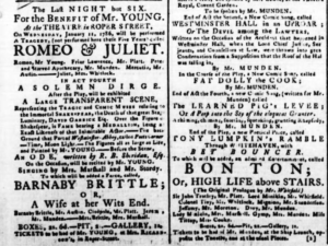 Georgian theatre, Whitehaven, Theatre Royal,