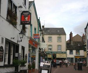 Little Dockray, Penrith, Cumberland, Cumbria