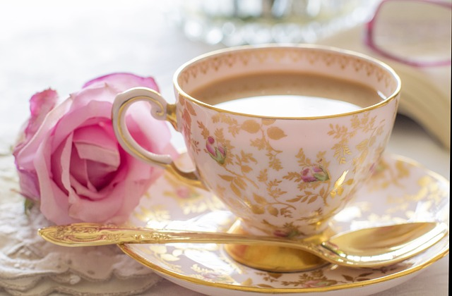 Put the kettle on – it's tea time for some history