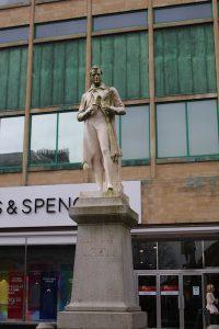 James Steel, mayor, Carlisle,