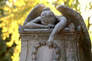 Victorian burials
