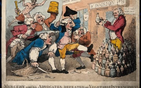 James Ainslie – and Georgian medicine