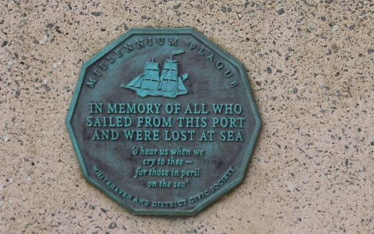 Those in peril on the sea – in 1813