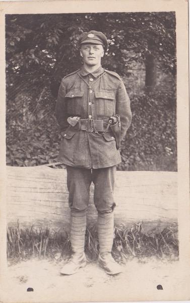 Border Regiment prisoners of war: WWI