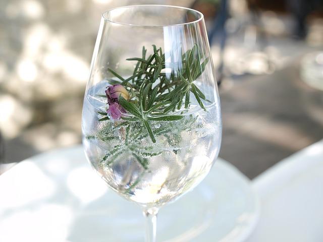 Cumbrian gin - invented in Kendal