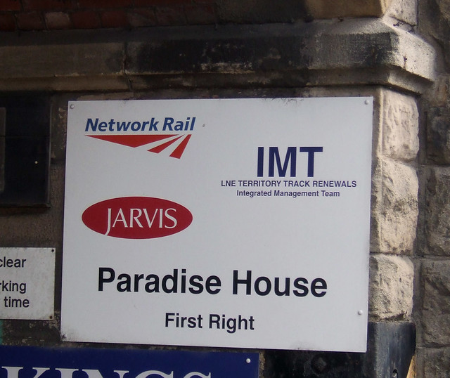 Paradise House, Newcastle, Cumbrian Characters,