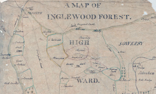 Inglewood Forest: Lowther land grab