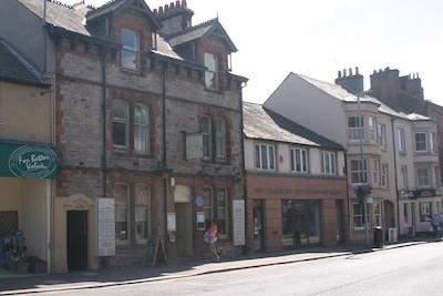 14 King Street Penrith, Cumberland & Westmorland Herald, Cumbrian Characters,