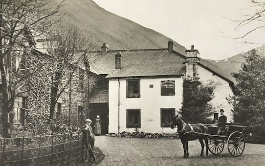 Mardale Green – and the tipsy parson