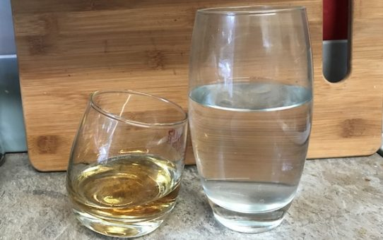 Whisky and water on tap (or not)