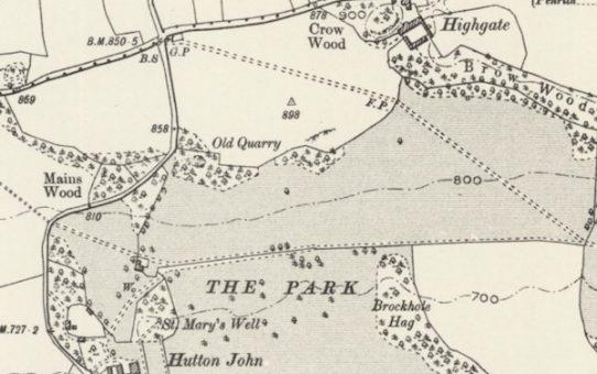 Notice to quit – the Hutton John estate