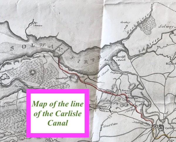 A toast (or 40) to the Carlisle Canal